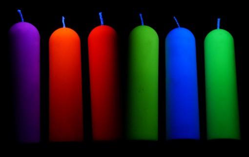 UV-Kerzen