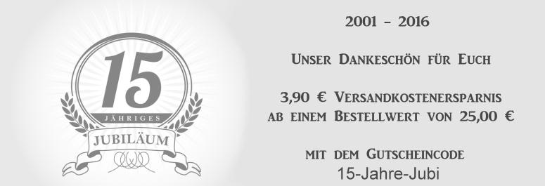 15 Jahre Baumwollseil.de