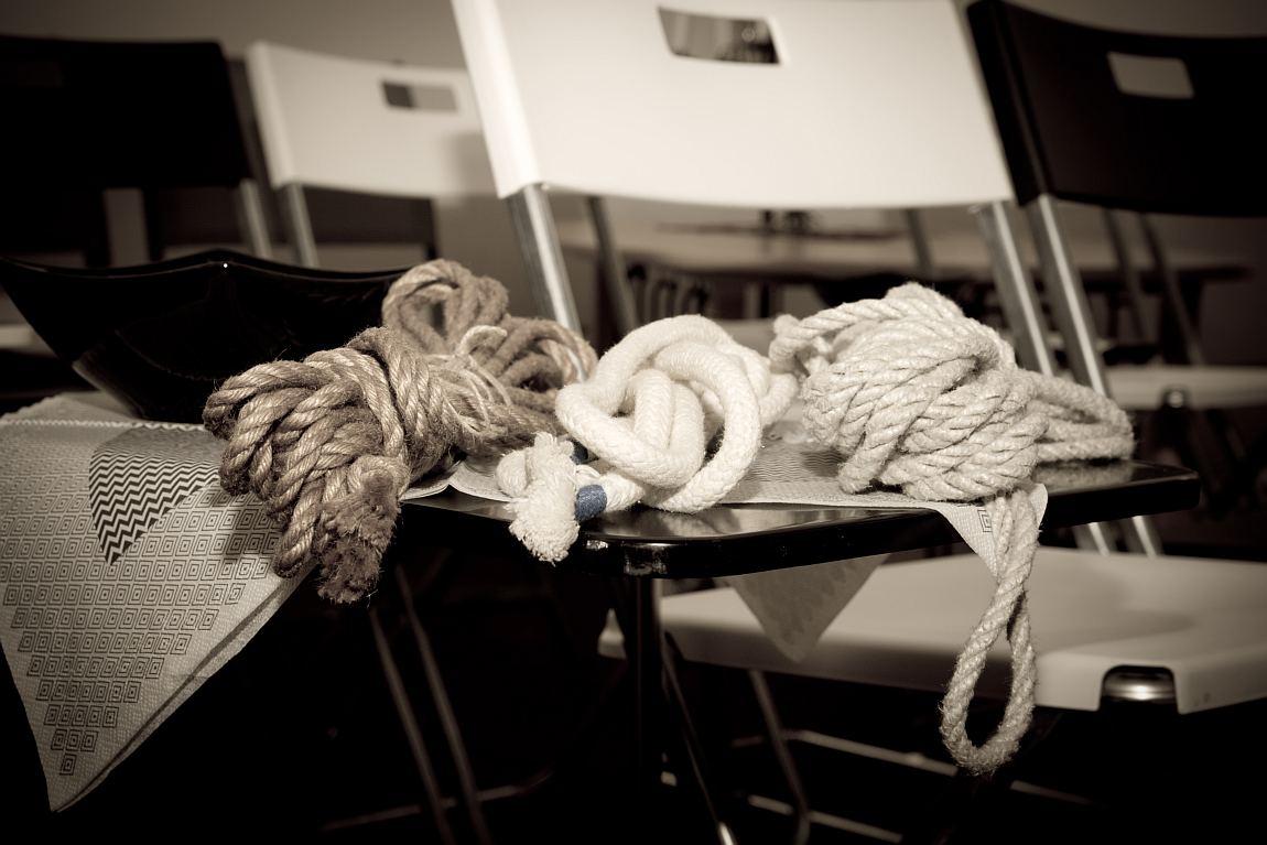 Seminarraum für Bondage-, Spanking- und Kinky-Sex Seminare