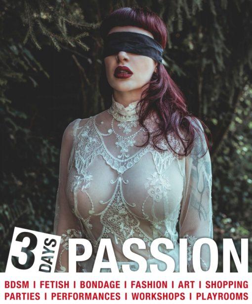 Passion Fetisch- und BDSM-Messe in Hamburg